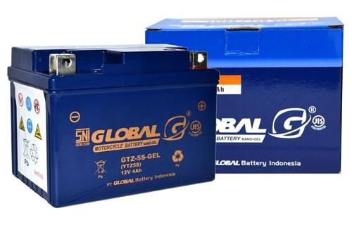 merek aki mobil terbaik global battery