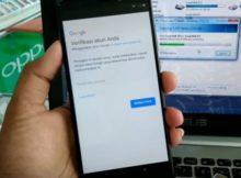 Cara Reset Pabrikan Akun Google Xiaomi Redmi 5 Plus