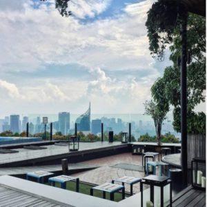 3 Tempat Makan Rooftop terbaik di Jakarta SKYE