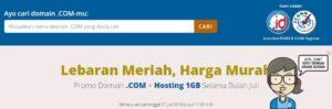 pilih domain rumahweb