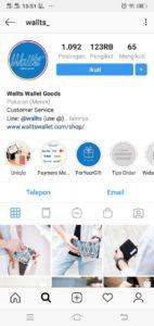contoh jualan online di instagram