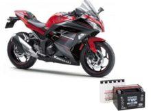 aki Kawasaki Ninja 250 FI 9ah 12v