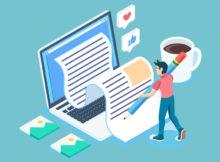 kesalahan blogging