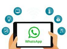 cara menggunakan whatsapp di ipad
