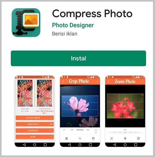 aplikasi compress photo android