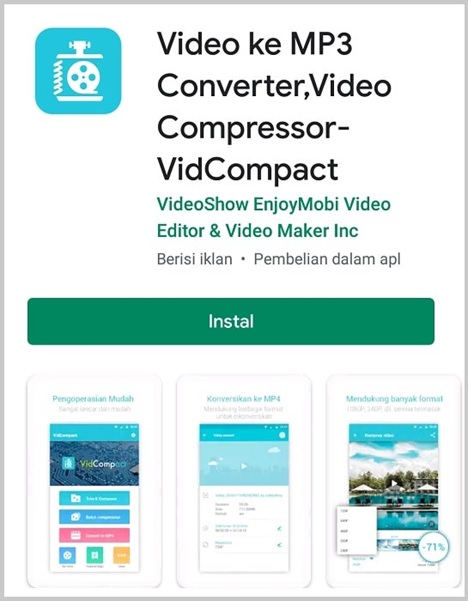 video ke mp3 converter video compressor vidcompact