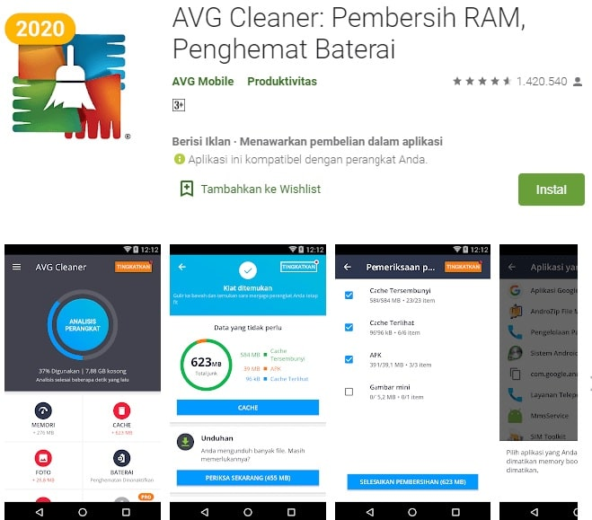 AVG Cleaner