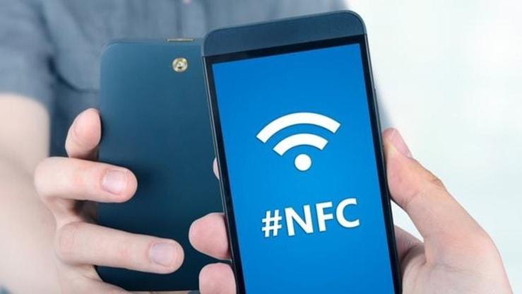 NFC pada realme 7i