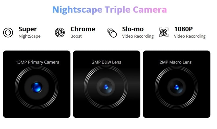 kamera realme 7