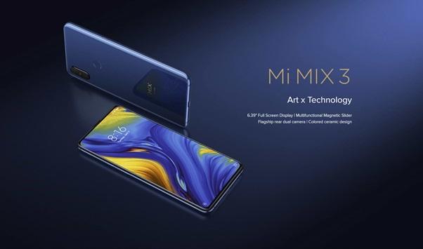 Kelebihan dan Kekurangan HP Xiaomi Mi Mix 3