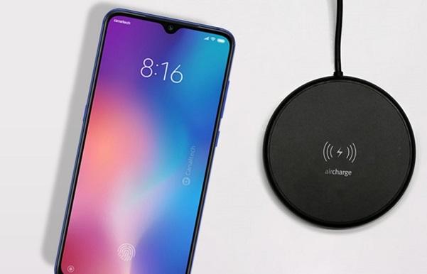 Wireless Charging Xiaomi Mi 9