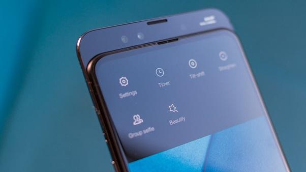 kamera ciamik Xiaomi Mi Mix 3