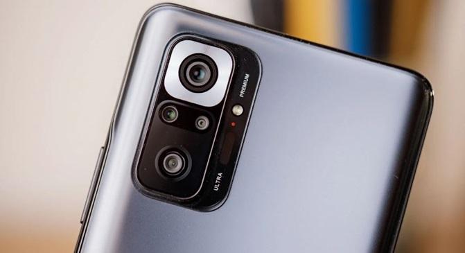 Lensa utama 108 MP redmi note 10 Pro