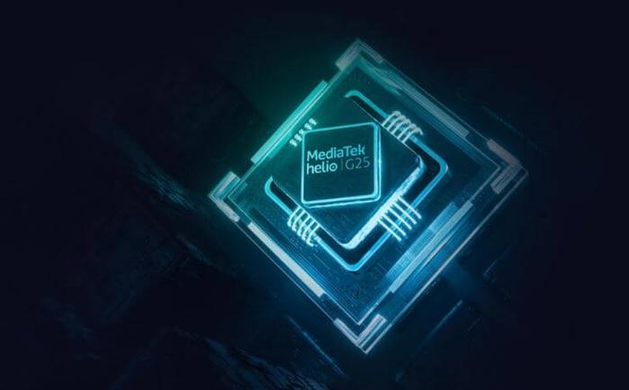 MediaTek Helio G25 Xiaomi Redmi 9A