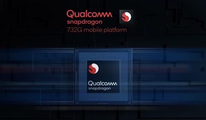Snapdragon 732G redmi note 10 Pro