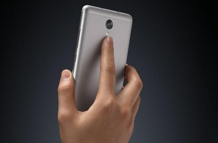 tidak ada sensor sidik jari Redmi 9A