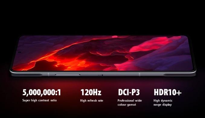 120 Hz Refresh Rate redmi k40 gaming
